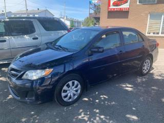 Used 2009 Toyota Corolla 4DR SDN for sale in Pointe-Aux-Trembles, QC
