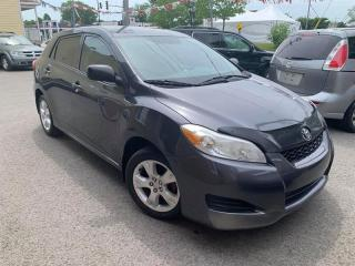 Used 2009 Toyota Matrix 4dr Wgn FWD for sale in Pointe-Aux-Trembles, QC