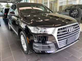 Used 2017 Audi Q7 3.0T Progressiv for sale in Edmonton, AB