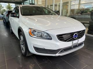 Used 2017 Volvo V60 Cross Country T5, NAVI, SUNROOF, AWD for sale in Edmonton, AB