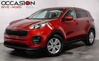 Used 2017 Kia Sportage LX SIEGES.CHAUFFANTS+BLUETOOTH+CAM.RECUL for sale in Boisbriand, QC