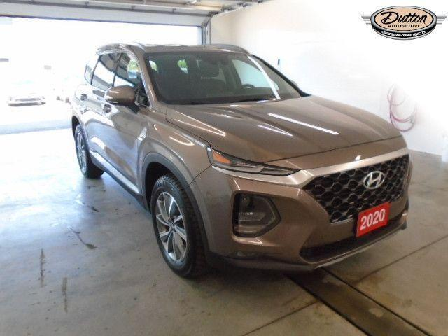 2020 Hyundai Santa Fe Preferred - Former Daily Rental