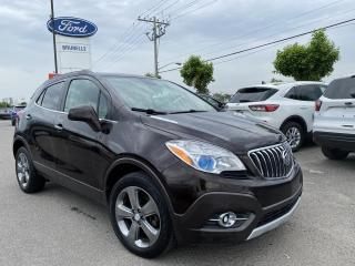 Used 2013 Buick Encore AWD convinience for sale in St-Eustache, QC