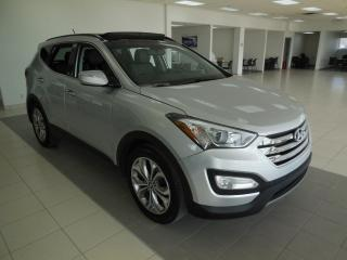 Used 2015 Hyundai Santa Fe Sport 2015 2.0T LIMITED AUTO TOIT CUIR NAV MAG for sale in Dorval, QC