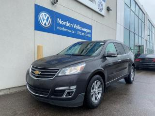 Used 2015 Chevrolet Traverse 2LT AWD - LOADED / LEATHER / HEATED SEATS for sale in Edmonton, AB