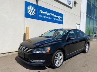 Used 2012 Volkswagen Passat 2.0L TDI HIGHLINE DSG - SPORT PKG for sale in Edmonton, AB