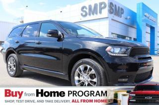 Used 2019 Dodge Durango GT- Leather, Sunroof, Nav, Rem Start, Pwr Lift Gate for sale in Saskatoon, SK