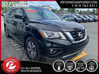 Used 2017 Nissan Pathfinder Sl 7 PLACES for sale in Rouyn-Noranda, QC