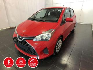 Used 2015 Toyota Yaris HATCHBACK - LE for sale in Québec, QC