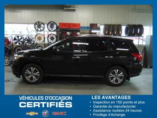 Used 2018 Nissan Pathfinder SL AVEC ENSEMBLE PRIVILÈGE for sale in Amos, QC