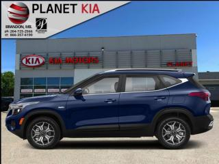 New 2021 Kia Seltos EX Premium AWD - Cooled Seats for sale in Brandon, MB