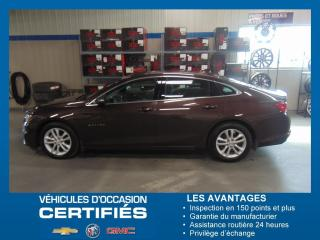 Used 2016 Chevrolet Malibu for sale in Amos, QC