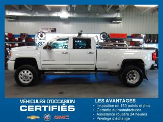 Used 2017 GMC Sierra 3500 for sale in Amos, QC