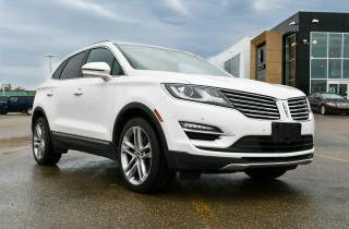 Used 2016 Lincoln MKC Reserve AWD for sale in Red Deer, AB