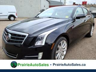Used 2013 Cadillac ATS Premium for sale in Moose Jaw, SK