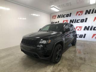 Used 2018 Jeep Grand Cherokee Laredo for sale in La Sarre, QC
