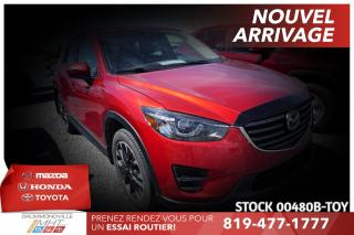 Used 2016 Mazda CX-5 GT| INTÉGRALE| NAV for sale in Drummondville, QC