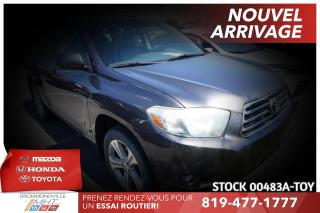 Used 2009 Toyota Highlander SPORT| CUIR| TOIT for sale in Drummondville, QC