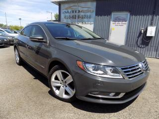 Used 2014 Volkswagen Passat CC ***DSG,SPORTLINE,CUIR,TOIT PANO,MAGS*** for sale in Longueuil, QC