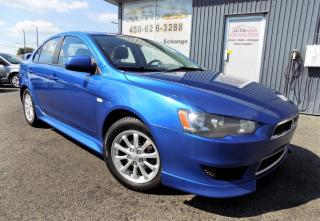 Used 2012 Mitsubishi Lancer **SE,AWD.AUTOMATIQUE,MAGS,A/C** for sale in Longueuil, QC