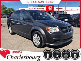 Used 2016 Dodge Grand Caravan SXT STOW N GO **53 052 KM** for sale in Charlesbourg, QC