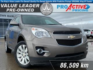 Used 2012 Chevrolet Equinox for sale in Rosetown, SK