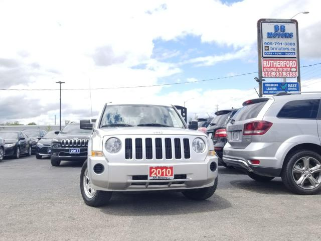 2010 Jeep Patriot North AUTO NO ACCIDENTS CARFAX CLEAN