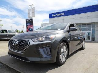 New 2020 Hyundai Ioniq Hybrid ESSENTIAL; BACK UP CAMERA/HEATED SEATS/BLUETOOTH/AC for sale in Edmonton, AB