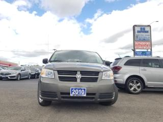 Used 2010 Dodge Grand Caravan SE AUTO AIR CONDITION CARFAX CLEAN for sale in Brampton, ON