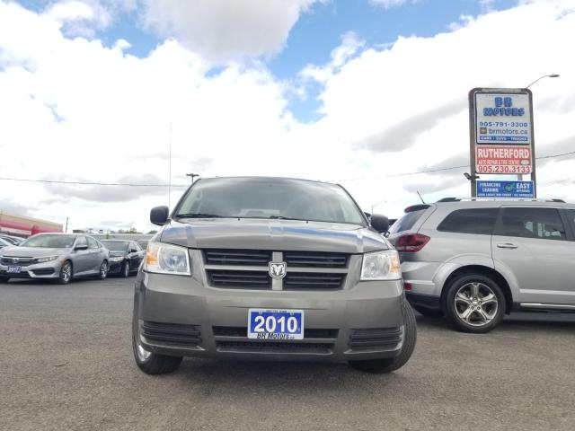 2010 Dodge Grand Caravan SE|AUTO| AIR CONDITION |NO ACCIDENTS