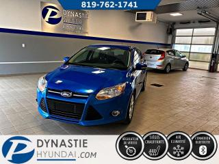 Used 2012 Ford Focus SEL for sale in Rouyn-Noranda, QC