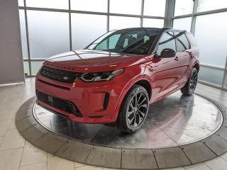 New 2020 Land Rover Discovery Sport 0% APR - 90 DAYS NO PAYMENT! for sale in Edmonton, AB