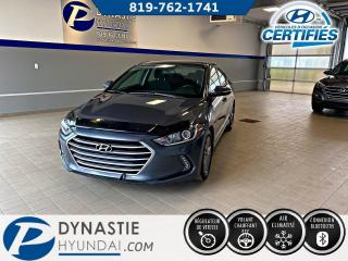 Used 2017 Hyundai Elantra GL for sale in Rouyn-Noranda, QC