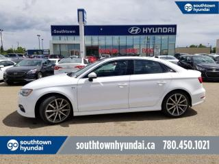 Used 2016 Audi A3 2.0T PROGRESSIV/AWD/BACK UP CAM/HEATED SEATS for sale in Edmonton, AB