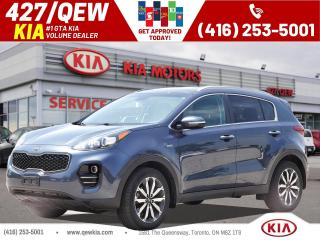 Used 2018 Kia Sportage EX for sale in Etobicoke, ON