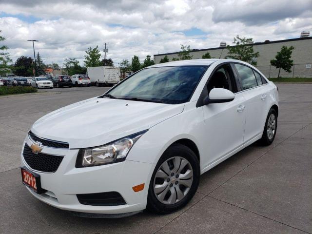 2012 Chevrolet Cruze Automatic, 4 Door, A/C, 3/Y warranty available.