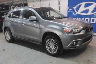 Used 2011 Mitsubishi RVR 4 roues motrices 4 portes CVT GT for sale in St-Constant, QC