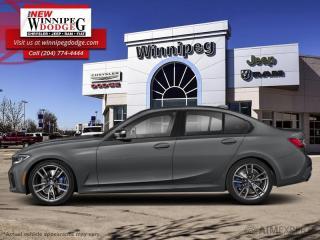 Used 2020 BMW 3 Series M340i xDrive Sedan for sale in Winnipeg, MB