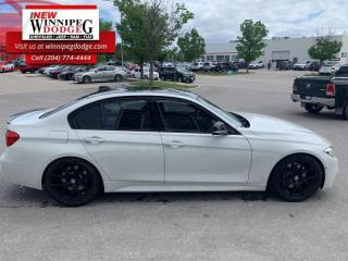 Used 2017 BMW 3 Series 340i xDrive for sale in Winnipeg, MB