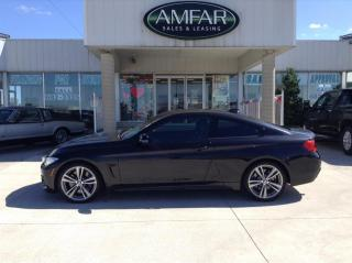 Used 2014 BMW 4 Series 435i xDrive for sale in Tilbury, ON