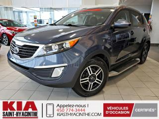 Used 2011 Kia Sportage ** EN ATTENTE D'APPROBATION ** for sale in St-Hyacinthe, QC