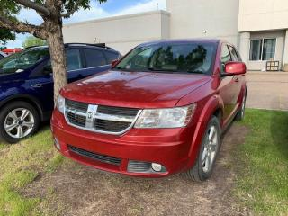 Used 2009 Dodge Journey SXT AWD 7 PASS for sale in Edmonton, AB