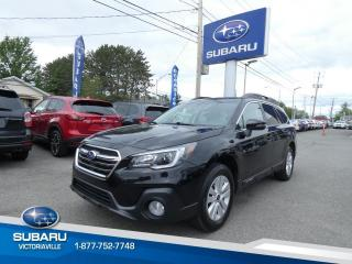 Used 2018 Subaru Outback 2.5i Tourisme for sale in Victoriaville, QC