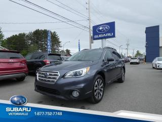 Used 2015 Subaru Outback Familiale 5 portes CVT 2.5i avec groupe for sale in Victoriaville, QC