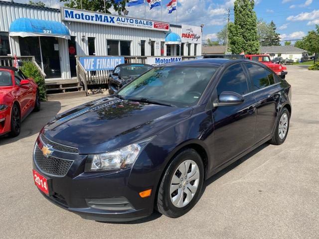 2014 Chevrolet Cruze 1LT-WE FINANCE