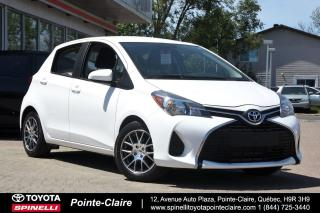 Used 2015 Toyota Yaris ***RÉSERVÉ***LE for sale in Pointe-Claire, QC