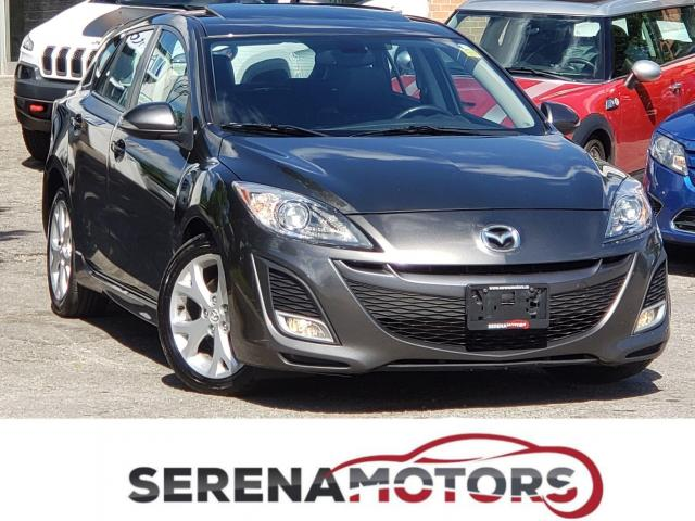 2010 Mazda MAZDA3 GT | AUTO | NO ACCIDENTS