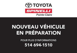 Used 2014 Toyota Corolla SPORT TECH for sale in Pointe-Claire, QC