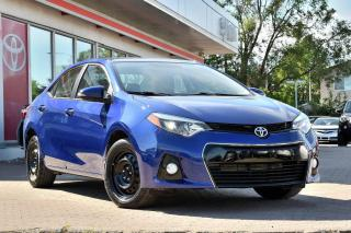 Used 2016 Toyota Corolla SPORT 6 SPEED for sale in Pointe-Claire, QC