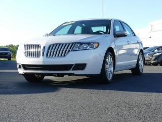 Used 2010 Lincoln MKZ TRACTION INTEGRALE, TRES BIEN EQUIPE A P for sale in St-Georges, QC